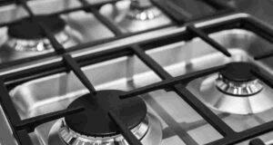piano di cottura perfetto con acido citrico e soda