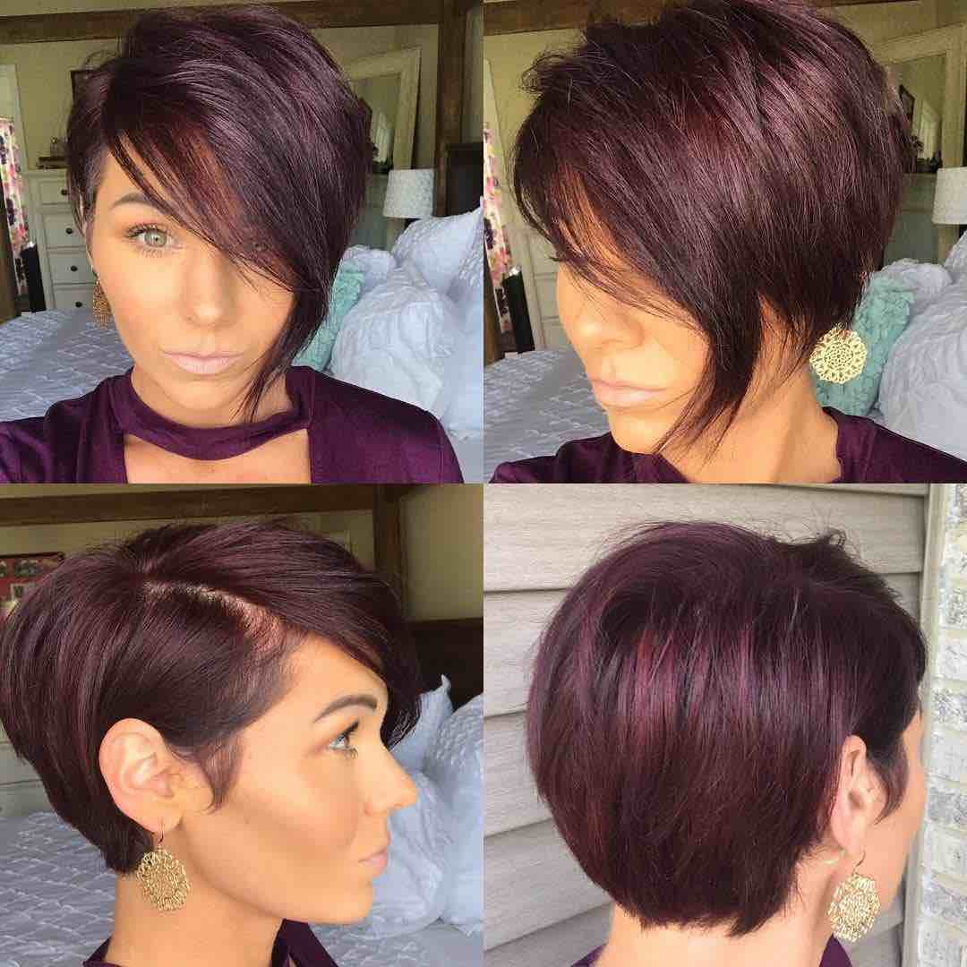 Pixie Cut capelli corti