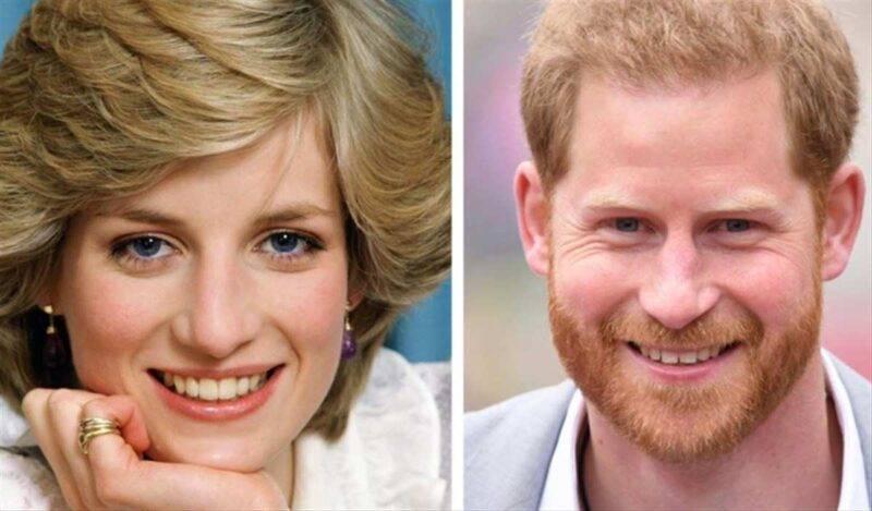 Principe Harry compleanno lady diana