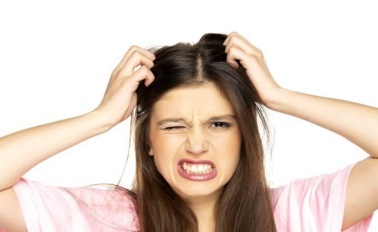 Olio di Neem per capelli