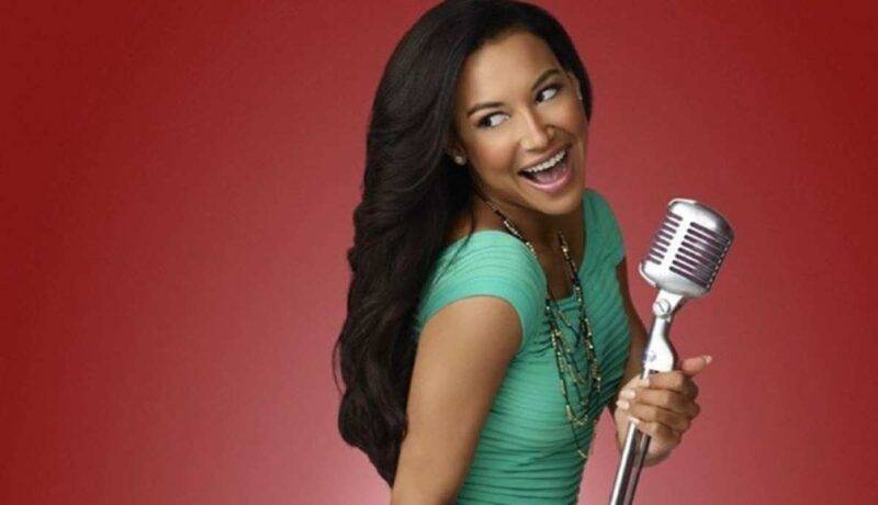 Naya Rivera di Glee