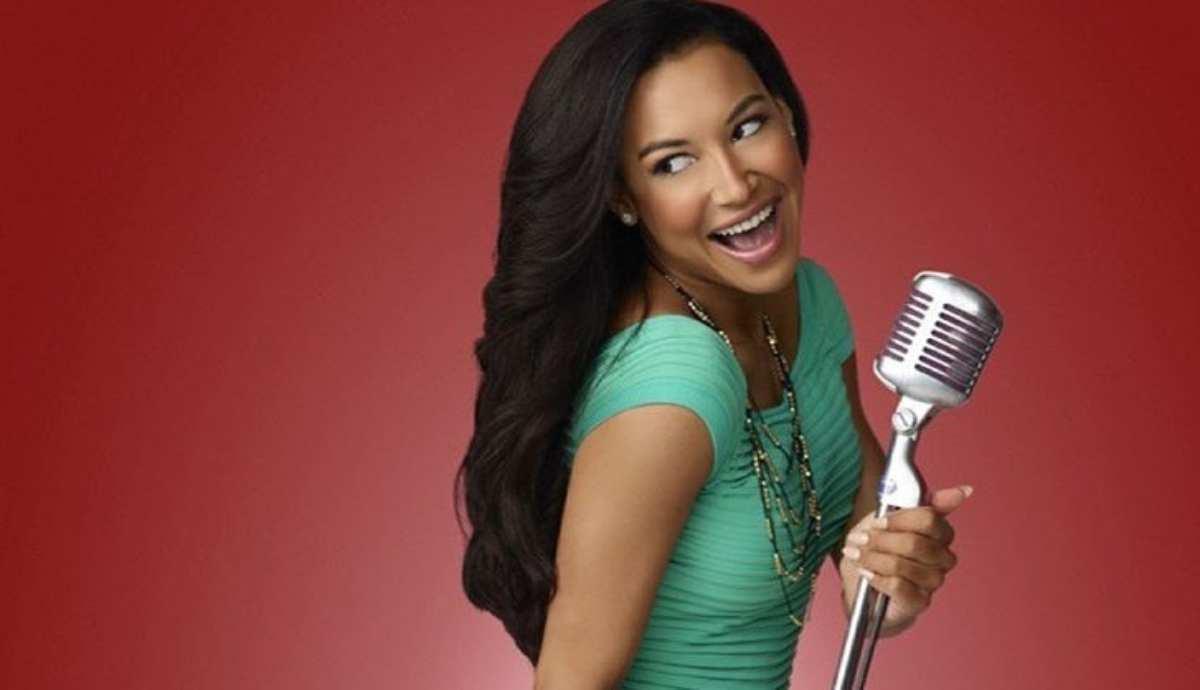 Naya Rivera di Glee