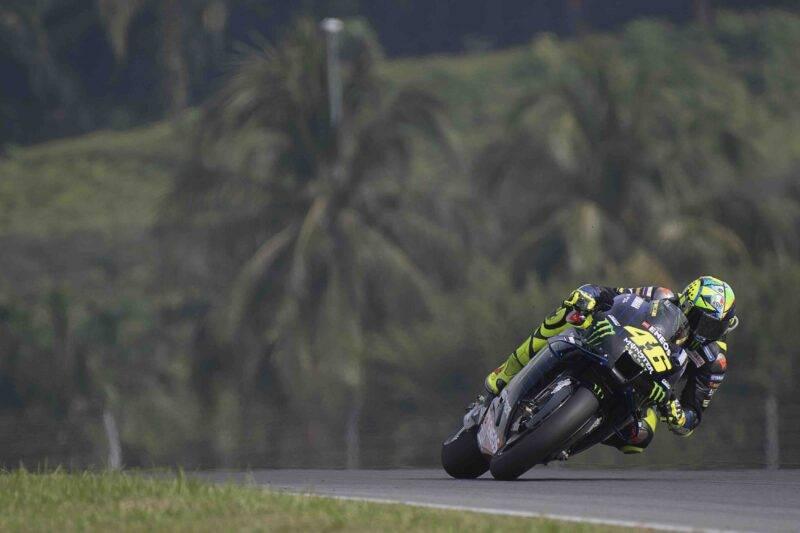 Valentino Rossi con il Team Petronas, manca soltanto l'annuncio (Getty Images)