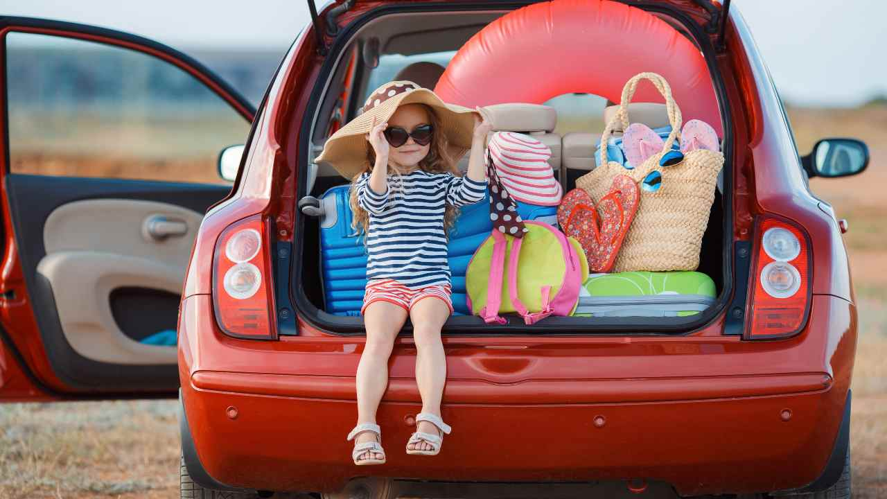 cinetosi bambini mal d'auto