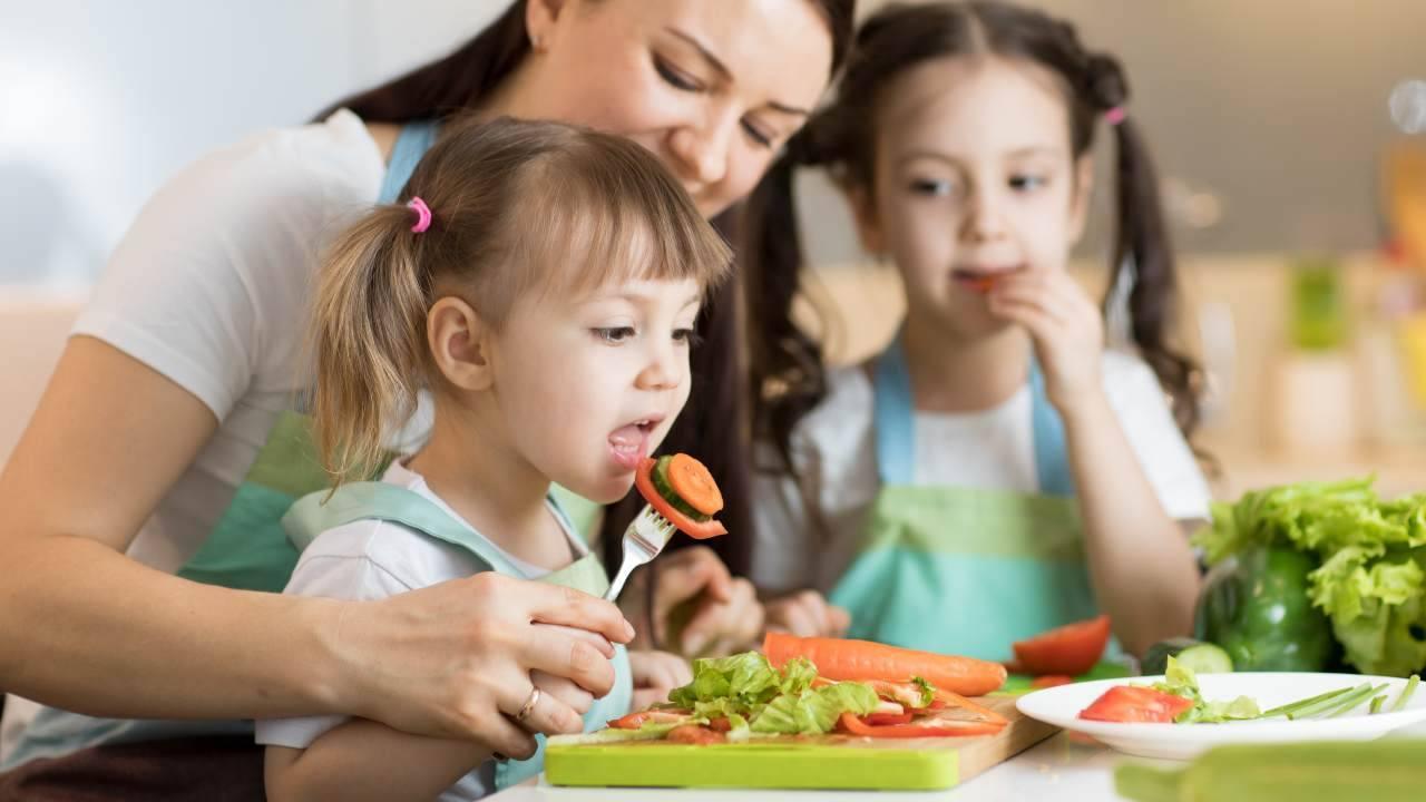 pasto ideale bambini