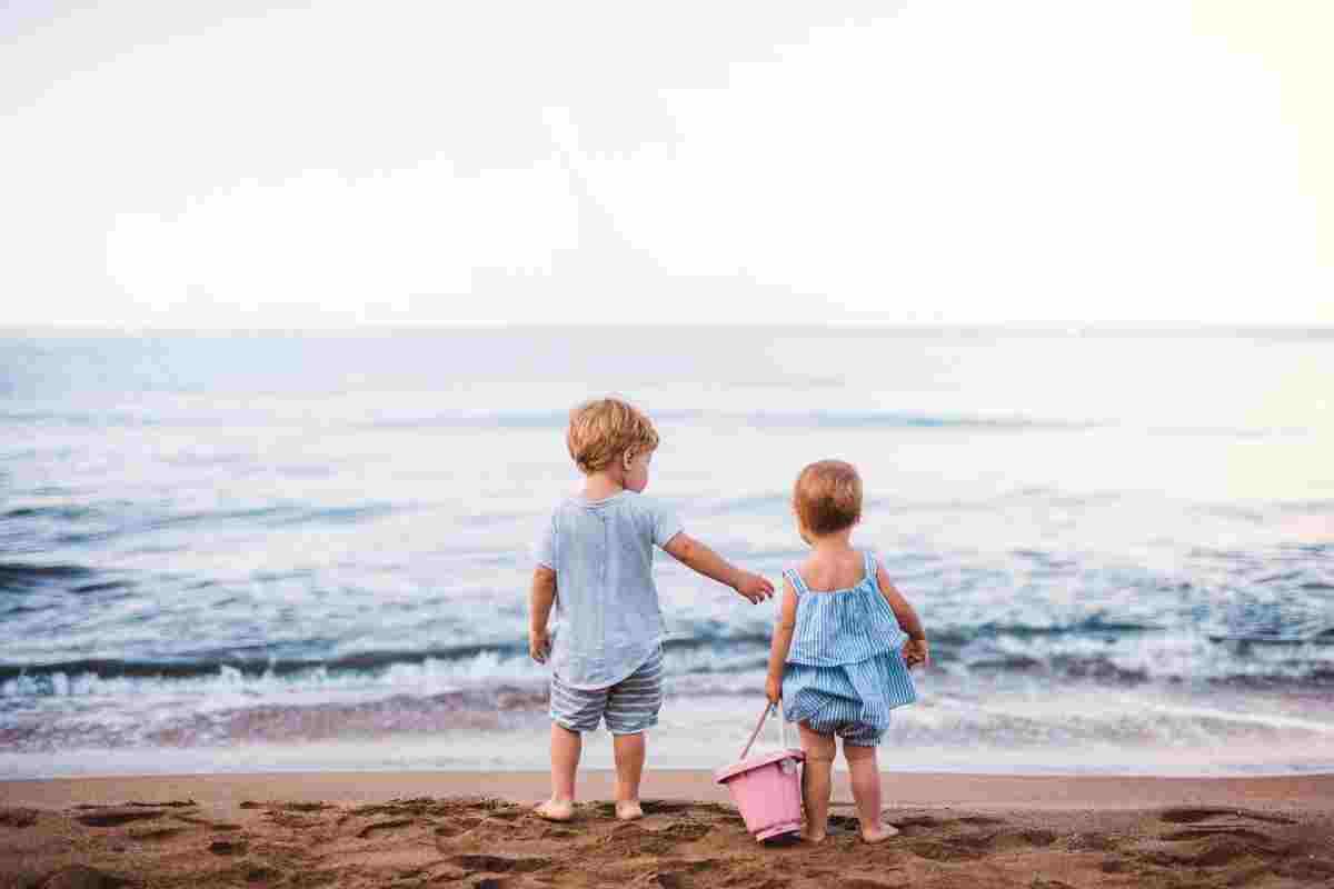 Cosa fare quando si perde un bambino sulla spiaggia