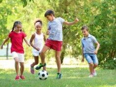 bambini sport estivi abbigliamento