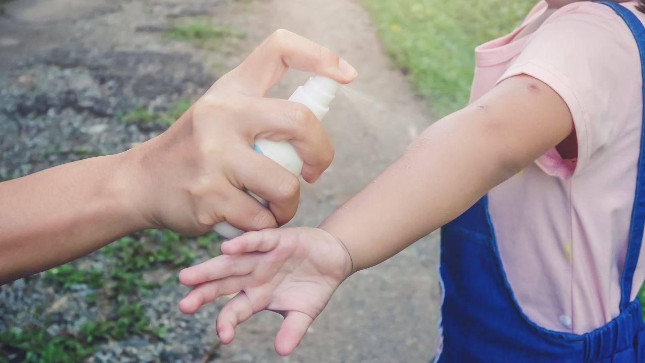 bambini e zanzare come difendere