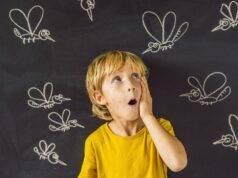 bambini zanzare proteggere piccoli da punture