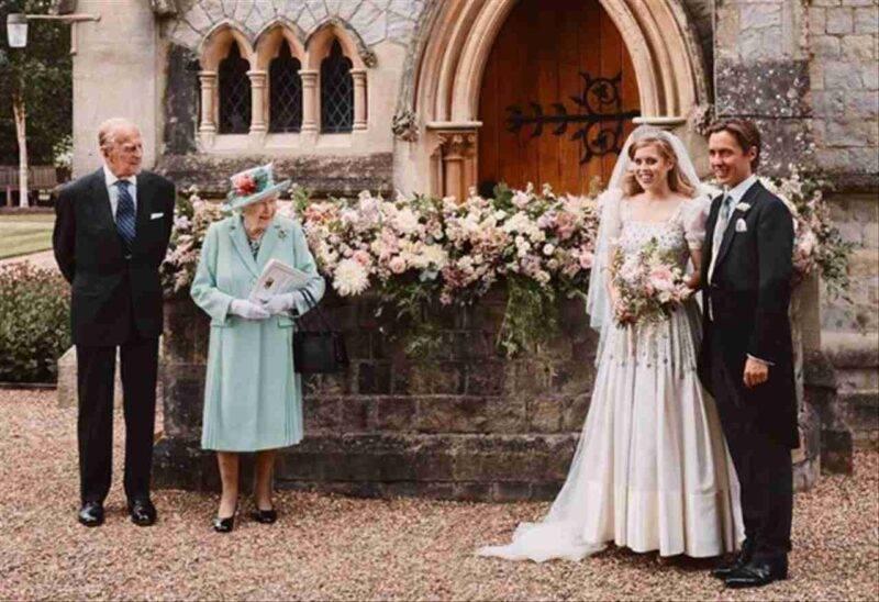 Matrimonio di Beatrice di York