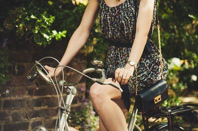 Andare in bici e godere di tutti i benefici