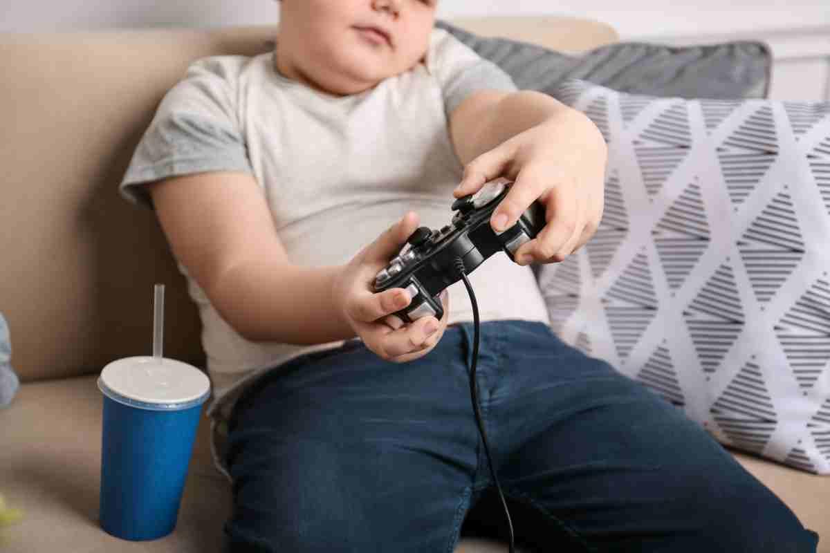 Obesità infantile dopo lockdown ricerca scientifica