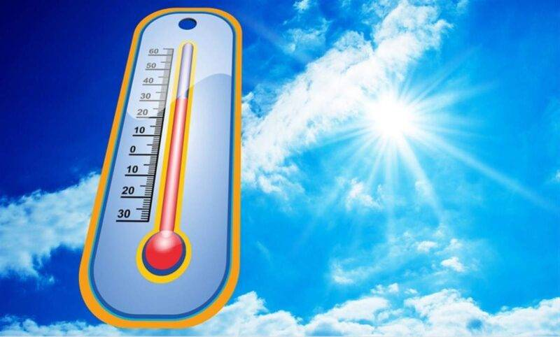 collasso colpo di calore