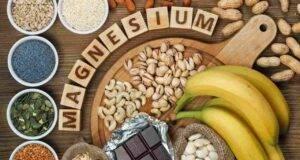 dieta magnesio alimenti