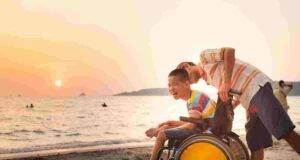 Bambini disabili al mare tutte le spiagge accessibili in italia