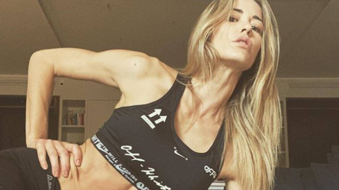 elena santarelli alleniamo braccia