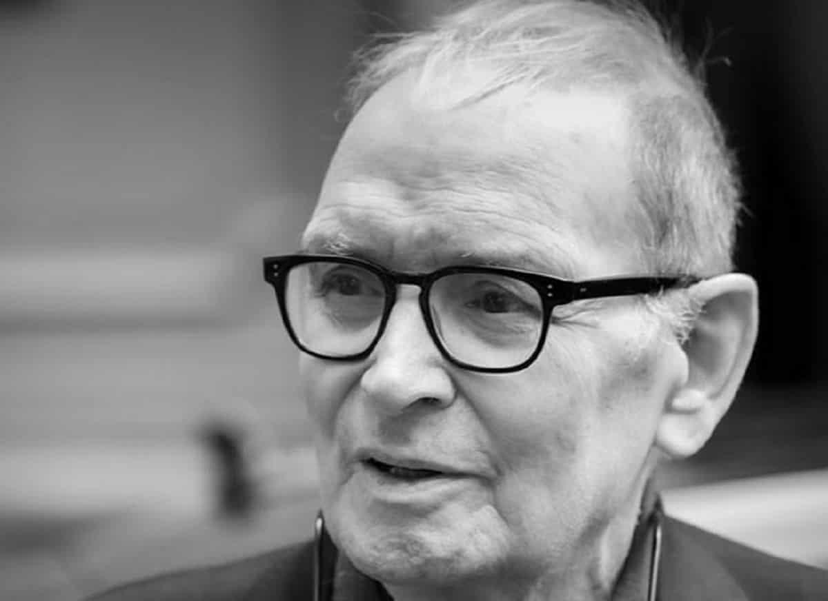 Ennio Morricone è morto | Deceduto nella notte a 91 anni