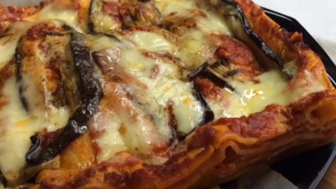 lasagne di parmigiana