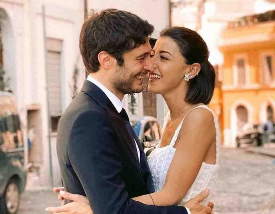 Lino Guanciale matrimonio chi è la moglie