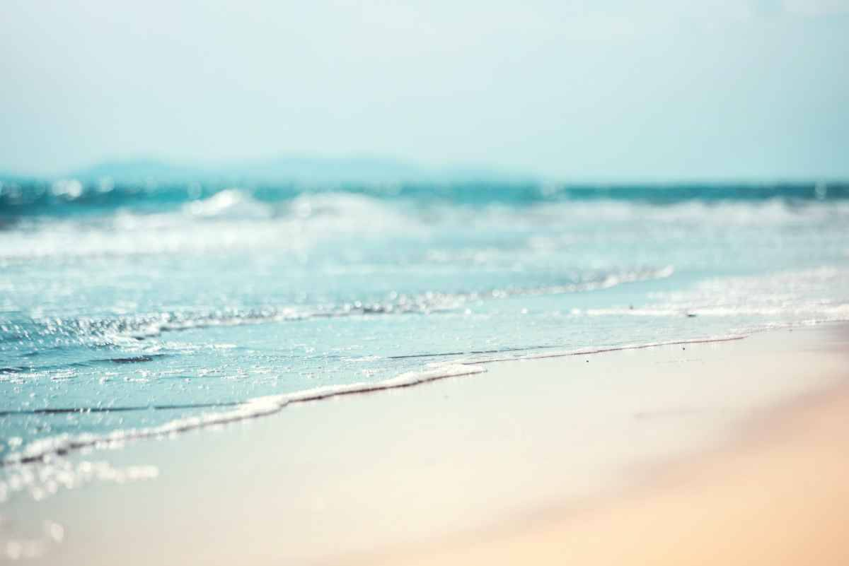 acqua di mare prezioso elisir di bellezza per la pelle