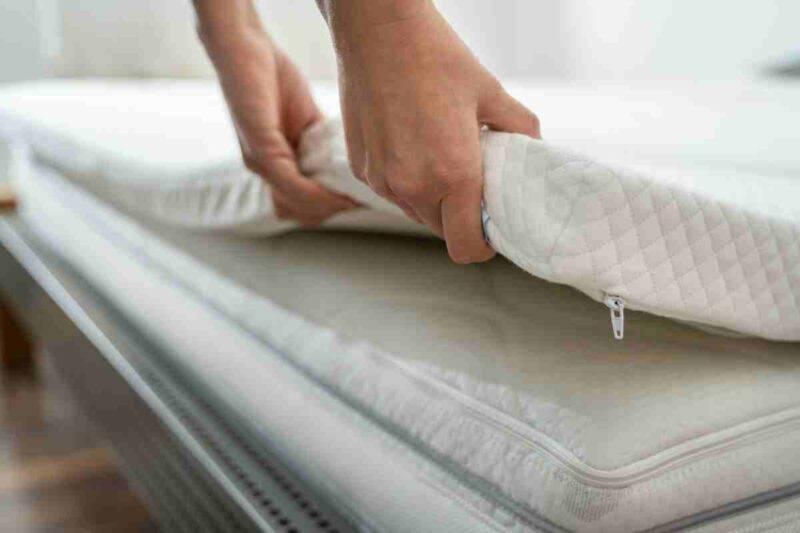 come pulire e disinfettare il materasso con rimedi naturali