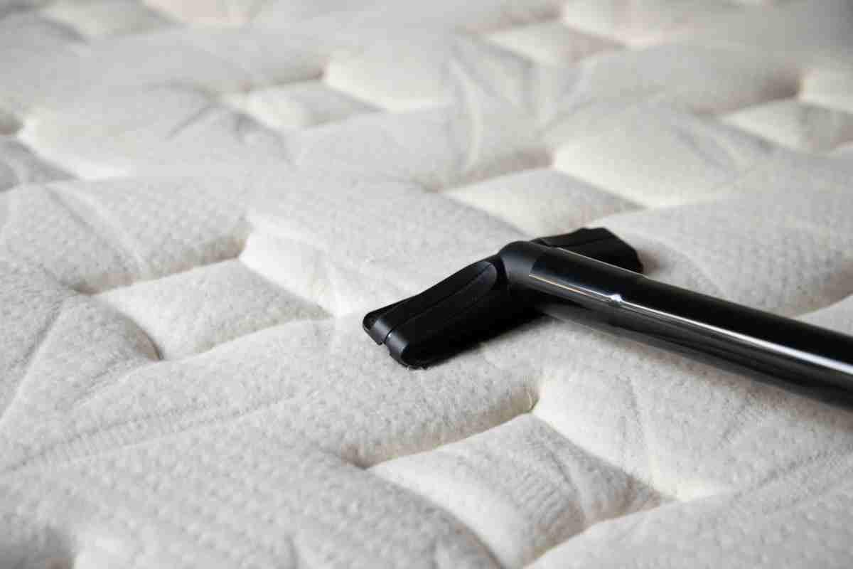 pulire e igienizzare il materasso