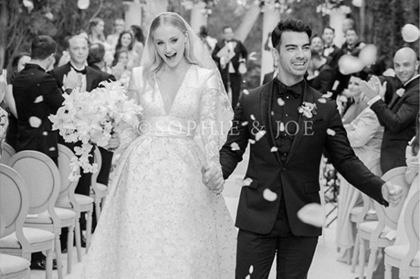 Joe Jonas e Sophie Turner matrimonio