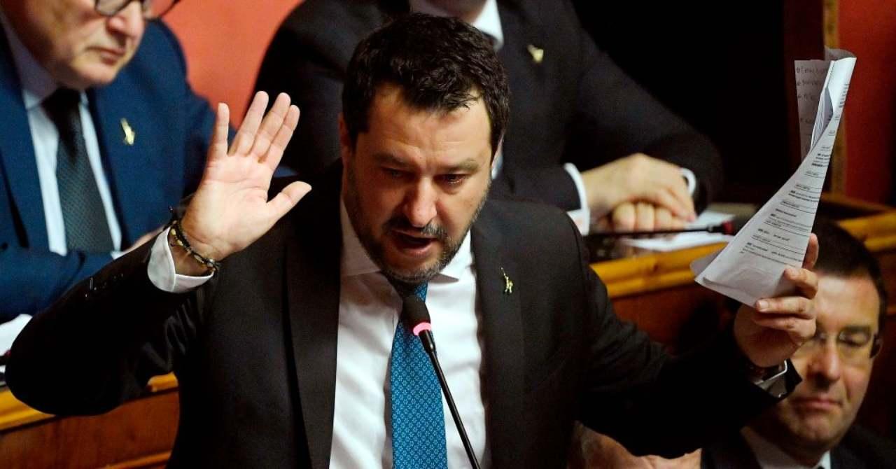coprifuoco a Natale: Salvini attacca Boccia