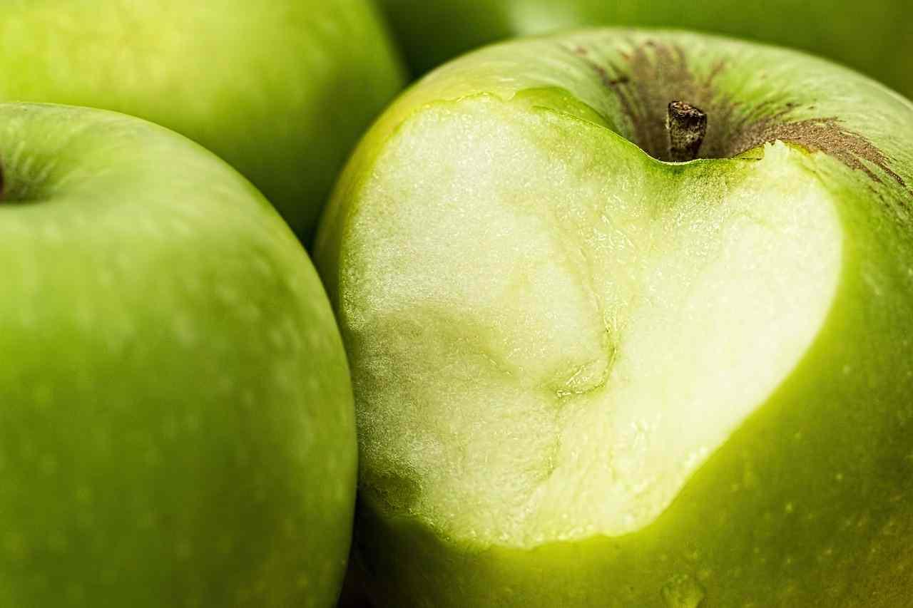 mela perdere peso