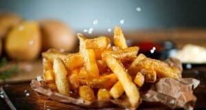 patatine fritte perfette
