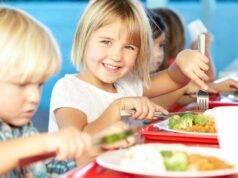 pranzo ideale bambini