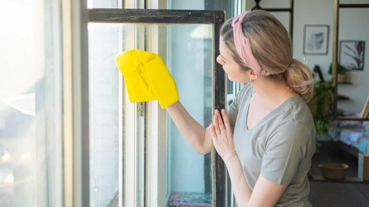 pulizia vetri interni e esterni
