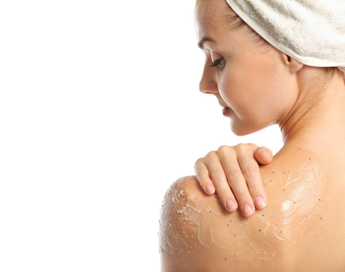 Pelle perfetta   3 scrub corpo rinfrescanti