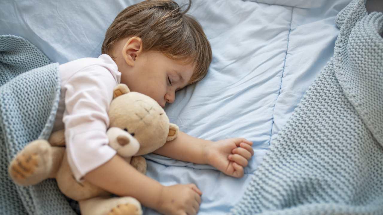 sonno bambini vacanza