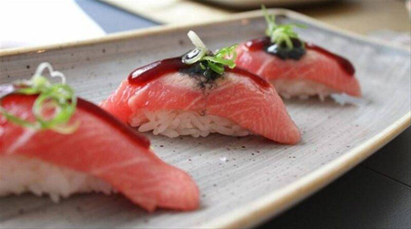 sushi verme
