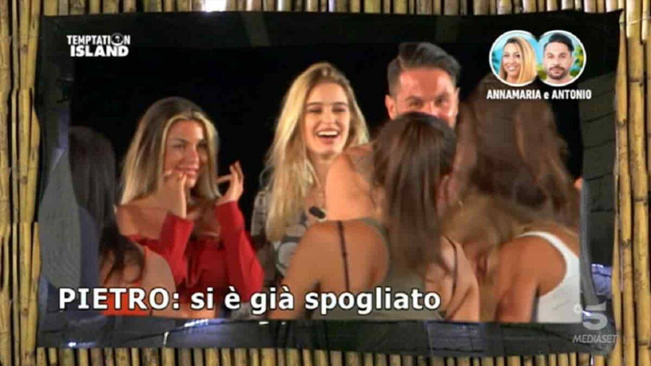 Temptation Island 2020 | Annamaria vs Antonio: