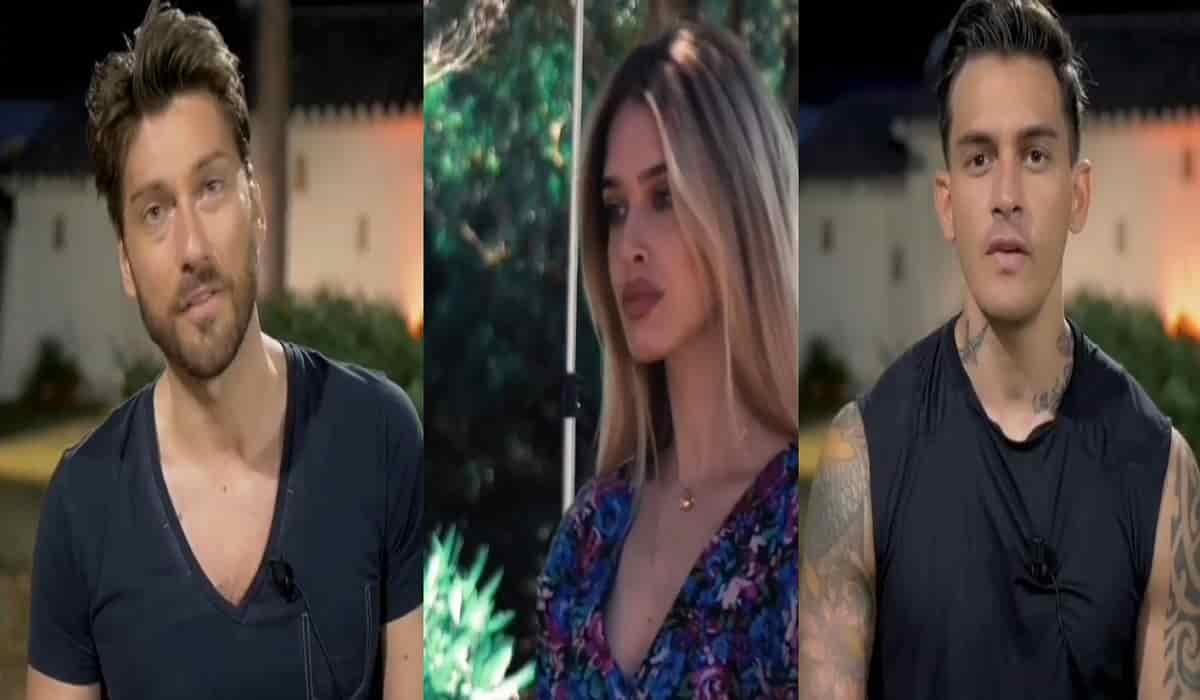 Temptation Island, Valeria avrebbe baciato Alessandro: falò finito male col fidanzato