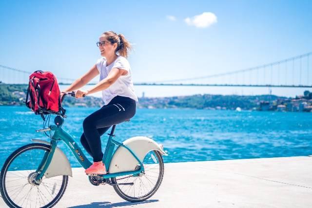 Bicicletta   Scopri tutti i benefici di andare in bici all'aria aperta