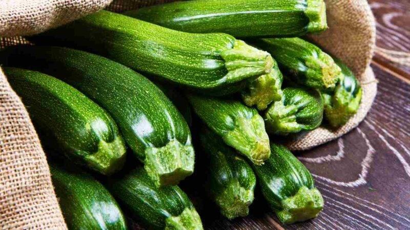 zucchine al forno croccanti