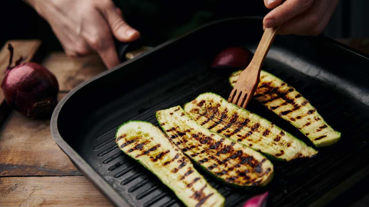 zucchine grigliate come farle più buone