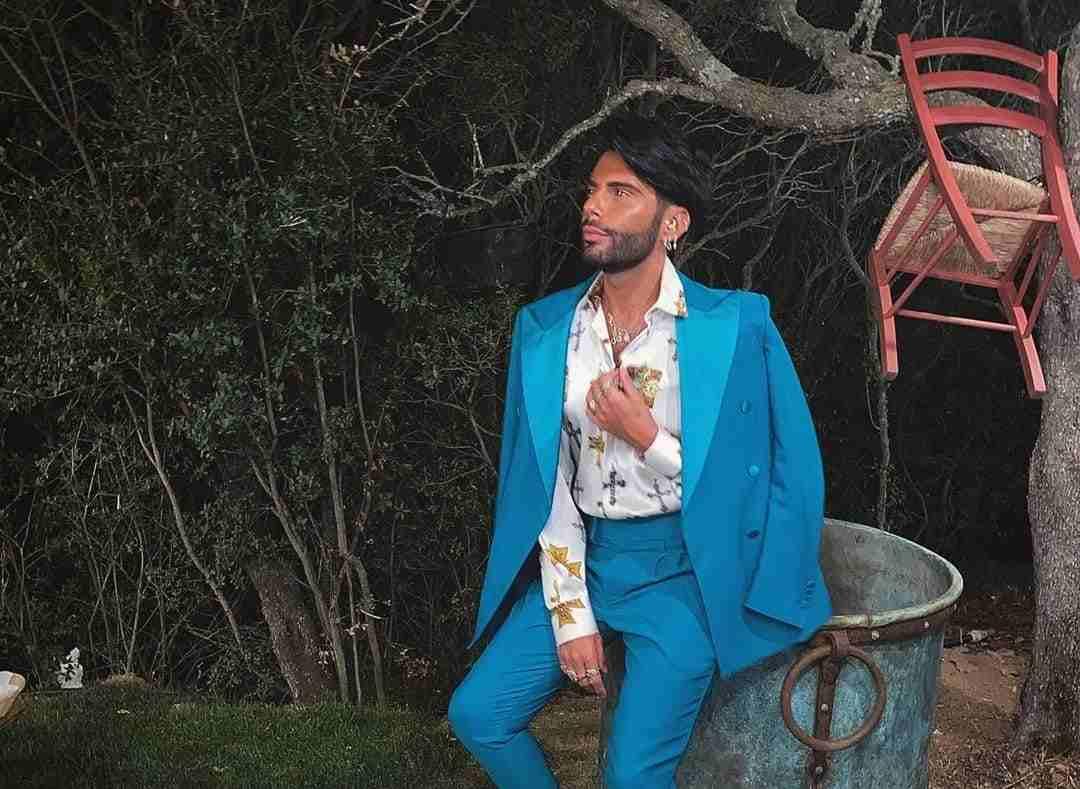 Federico Fashion Style positivo al Covid-19