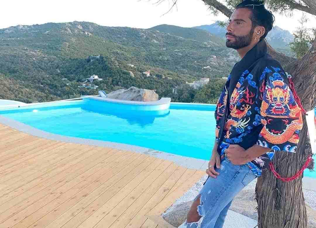 Federico Fashion Style positivo Covid-19 al ritorno dalla Sardegna