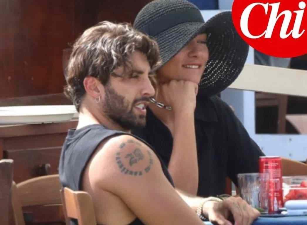 Andrea Iannone e Soleil Sorge nuovo flirt