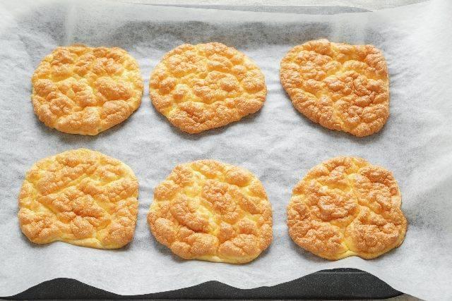 Pane nuvola leggero: senza farina, pochissime calorie