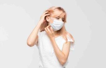 mascherina problemi pelle