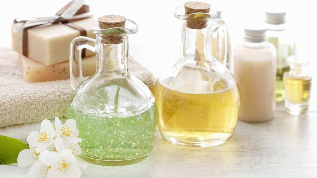 profumo ambienti olio di lino fai da te