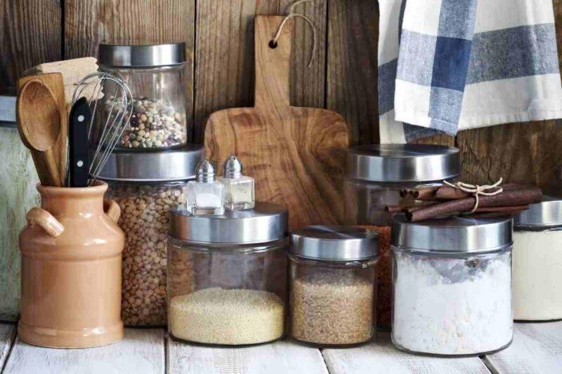 Conservare gli alimenti in barattoli
