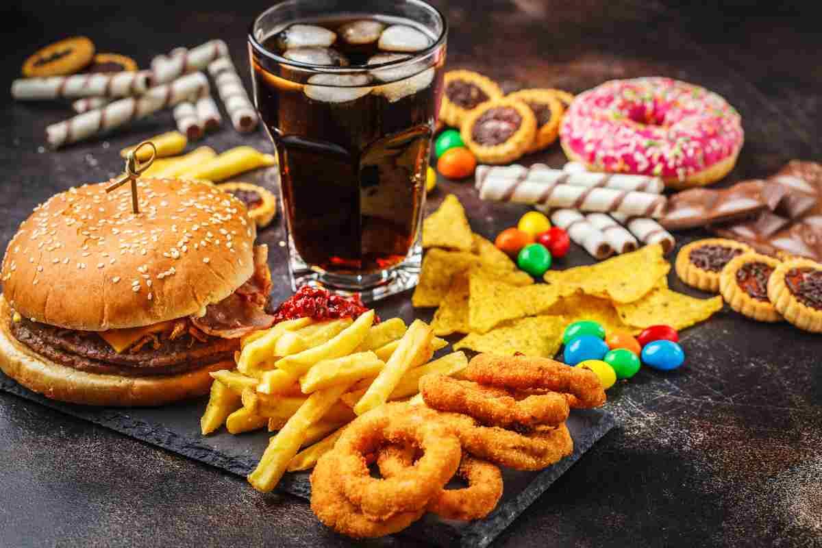 Cena: alimenti da evitare