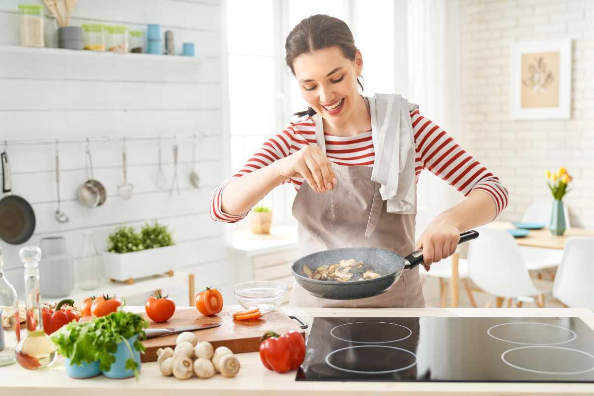 Come comportarsi in cucina