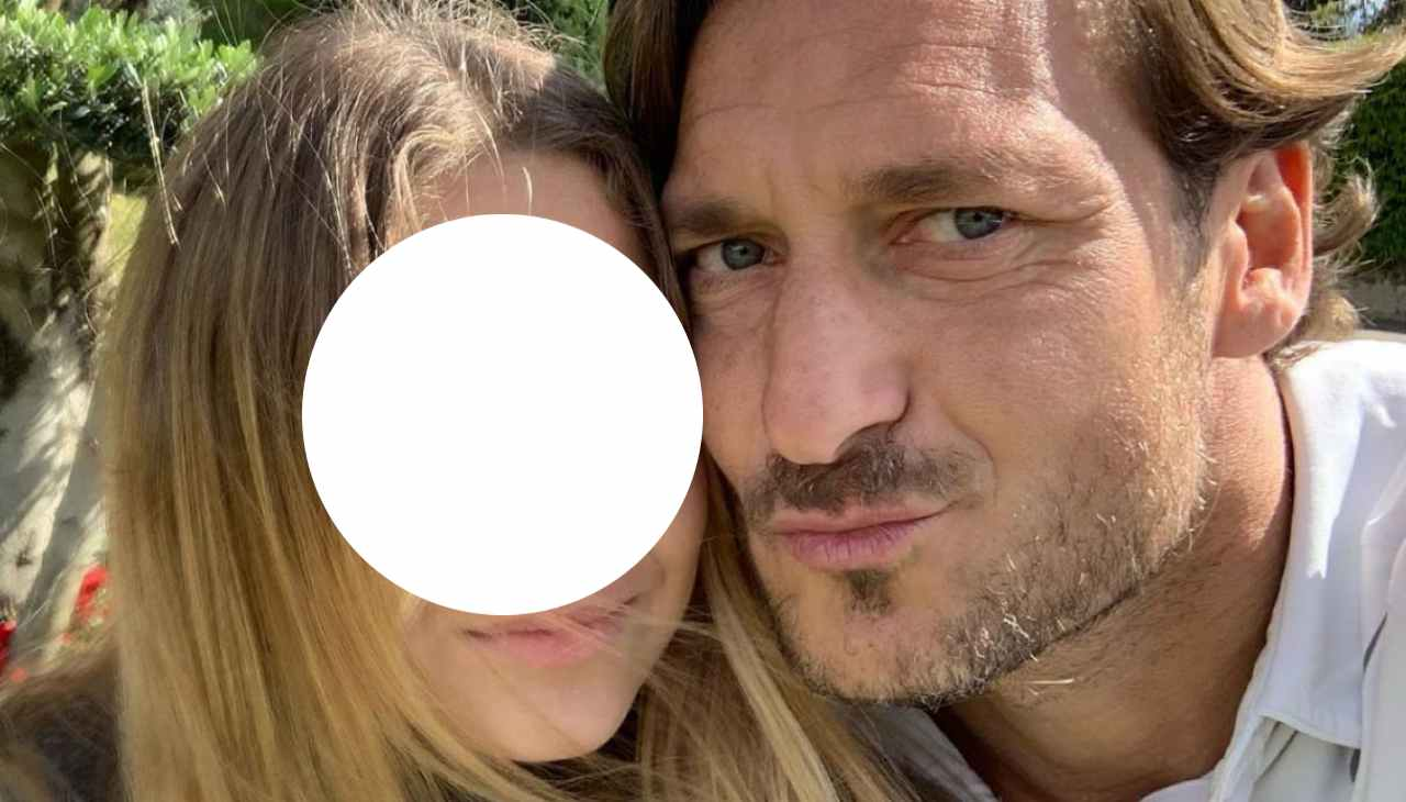 Figlia di Francesco Totti e Ilary Blasi